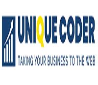 Unique Coder Logo