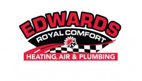 Company Logo For Edwards Royal Comfort Heating, Air &amp'