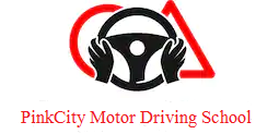 Company Logo For Pink City Motor Driving'