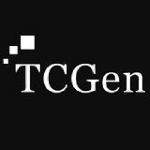 Company Logo For TCGen Inc.'