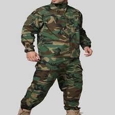Military Camouflage Uniform Market Is Booming Worldwide with'