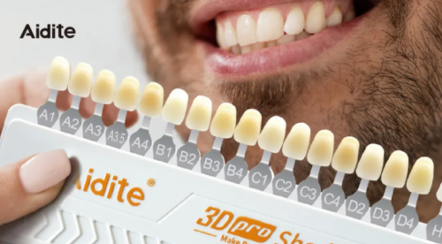 Aidite Launches New Product: Biomic Zirconia Veneer Solution'
