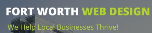 Company Logo For Fort Worth Web Design'