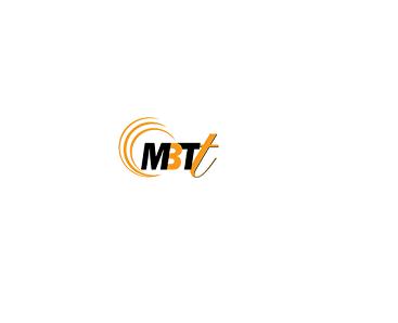 Company Logo For My MBT'