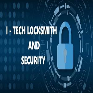 Company Logo For I-Tech Locksmith & Security'