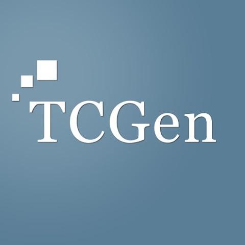 Company Logo For TCGen Inc.'