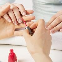 Nails And Spa Salon Logo