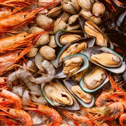 Seafood Restaurant'