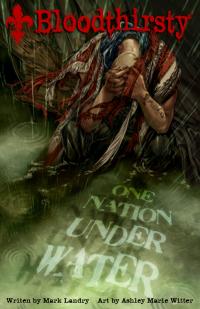 Bloodthirsty - Graphic Novel Logo