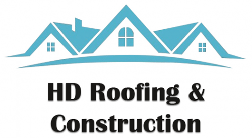 Company Logo For HD Roofing & Construction'