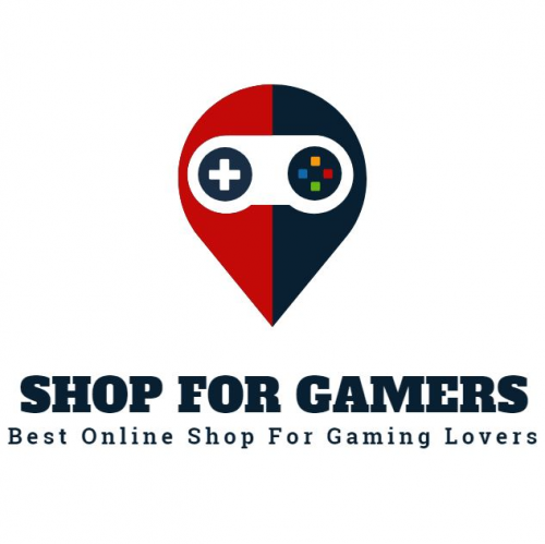 Company Logo For Gaming Accessories'