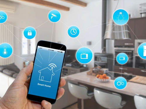 Smart Homes'
