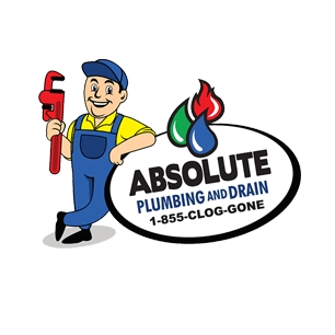 Company Logo For Absolute Plumbing and Drain'