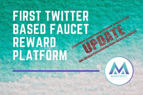 Martkist Faucet Update'