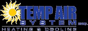 Company Logo For Temp Air System'