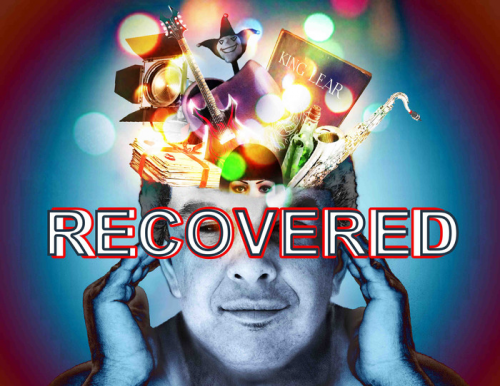 """""""RECOVERED"""" A live musical and theatrical experien'"""