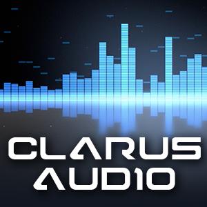 Company Logo For Clarus Audio'