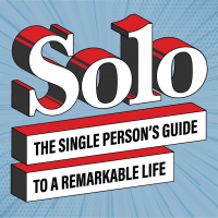 Solo: The Single Person's Guide to a Remarkable Life Logo