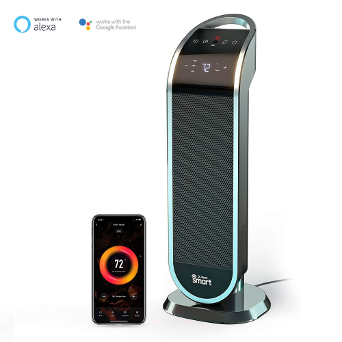 Atomi Smart Launches the Only Smart WiFi Tower Heater'