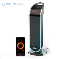 Atomi Smart Launches the Only Smart WiFi Tower Heater