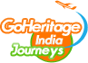 Logo for Go Heritage India Journeys Pvt. Ltd.'
