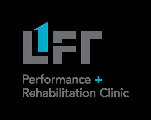 Company Logo For Lift Performance + Rehabilitation Clinic'