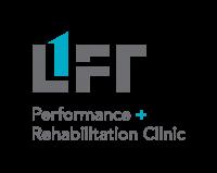 Lift Performance + Rehabilitation Clinic Logo