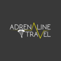 Adrenaline Travel Logo