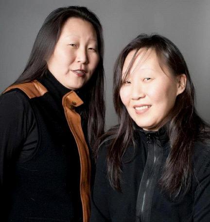 Chinhee and Sunhee'