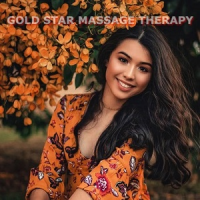 Gold Star Massage Therapy Open Logo