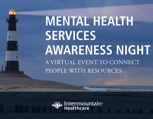 Intermountain Virtual Mental Health Event'