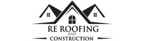 Company Logo For RE Roofing & Construction - Shingle'