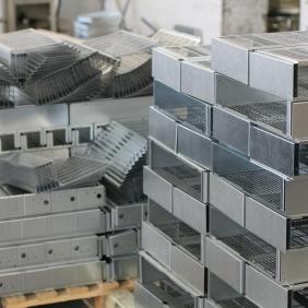 Custom Metal Fabrication'