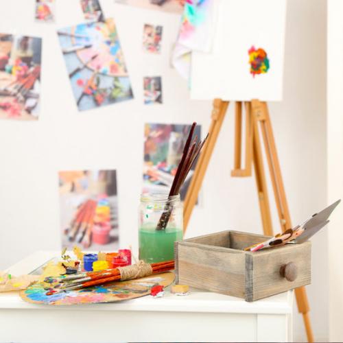 Online Art Gallery'