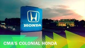 Company Logo For CMA's Colonial Honda'
