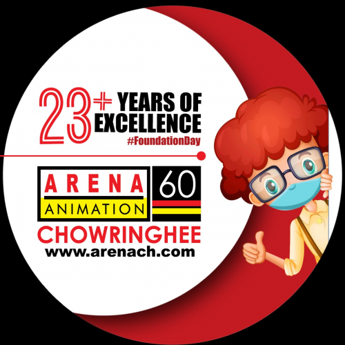 Company Logo For Arena animation chowringhee'