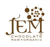 Jem Raw Chocolate Logo