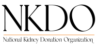 National Kidney Donation Organization, Inc. Logo