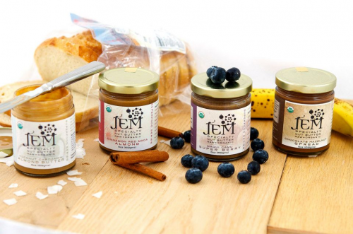 Jem Raw Chocolate and Nut Butters'