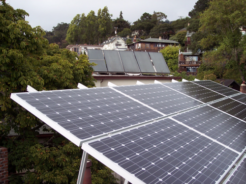 Solar Concentrated Photovoltaic'