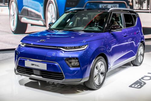 Electric & Hybrid Vehicle Driveline'