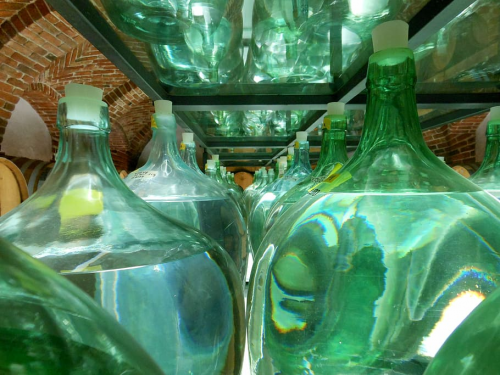 Recycled Glass'
