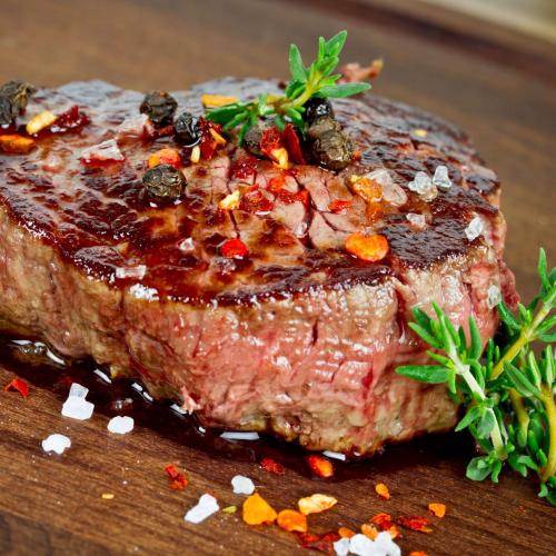 Steak House'