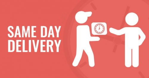 Same-day Delivery'