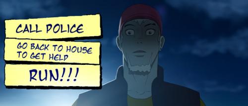 Kickstarter Fundraiser for Survival Horror Motion Comic'