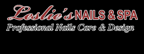 Company Logo For Leslie's Nails & Spa'