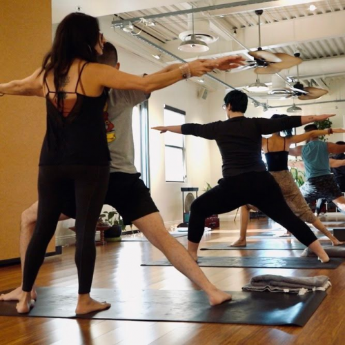 Online Yoga'
