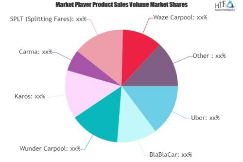 Web Carpooling Platforms Market'