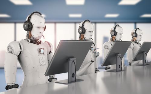 Call Center AI'