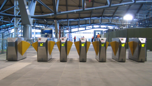 Automated Fare Collection System For Bus'